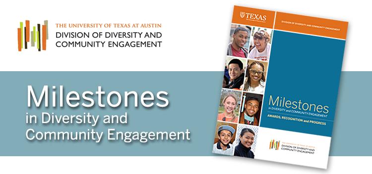 Milestones in Diversity and Community Engagement