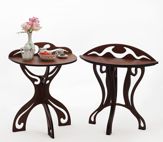 Takumi tea table m.02 & tea table m.03