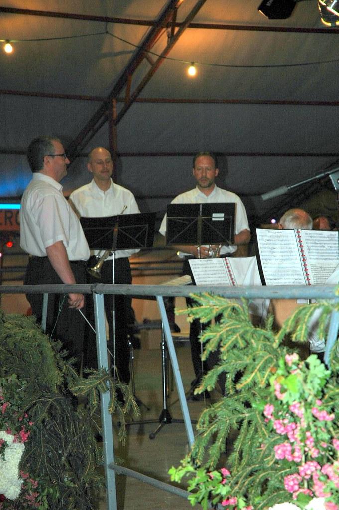 2008 71. Bezirksmusikfest in Mörel