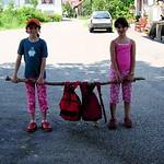 Mädchenriegenreise 2006