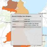 Webmap Peruntukan Lahan Permukiman