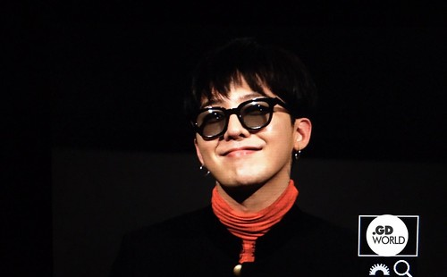 Big Bang - Movie Talk Event - 28jun2016 - GD World - 05