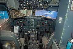 737-300 cockpit