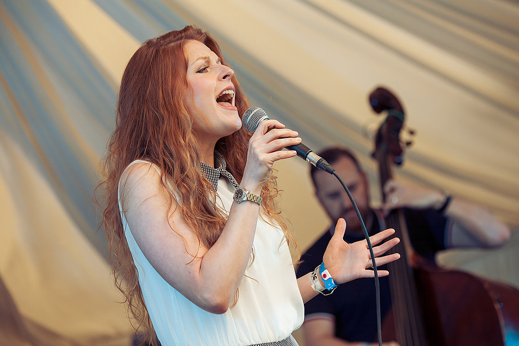 Zoe Gilby @ Mostly Jazz Festival 3