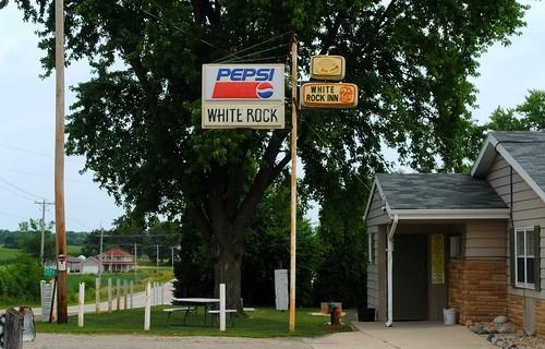 White Rock Inn, Brooklyn Wisconsin