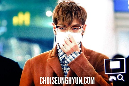 TOP - Incheon Airport - 05nov2015 - Choidot - 01