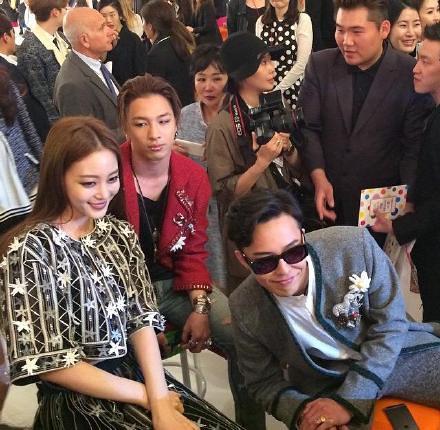 GDYB Chanel Event 2015-05-04 Seoul 073