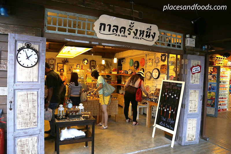 hua hin plearnwan shopping boutiquej