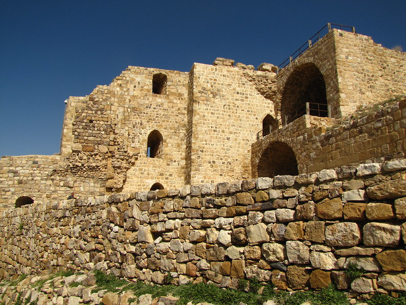 The main hall, Karak Castle