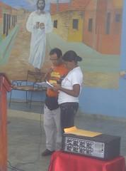 #VenyVerás Celebrando Domingo de Ramos en la Capilla Nuestra Señora de los Ángeles #ParroquiaCalasanz #CACari be