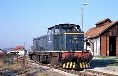 - Jugoslawien  Dieselloks  2041  bis