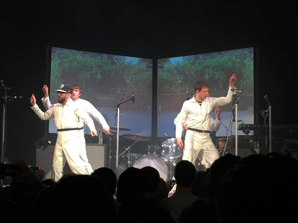 OK Go live 13