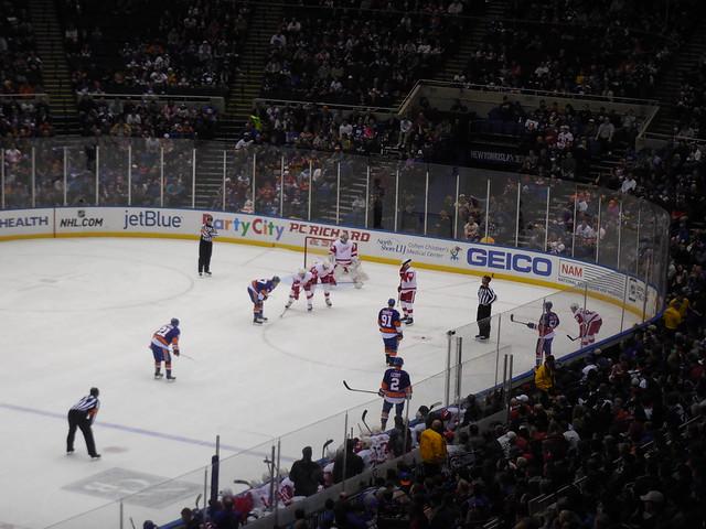 Nassau Coliseum Islanders Sale