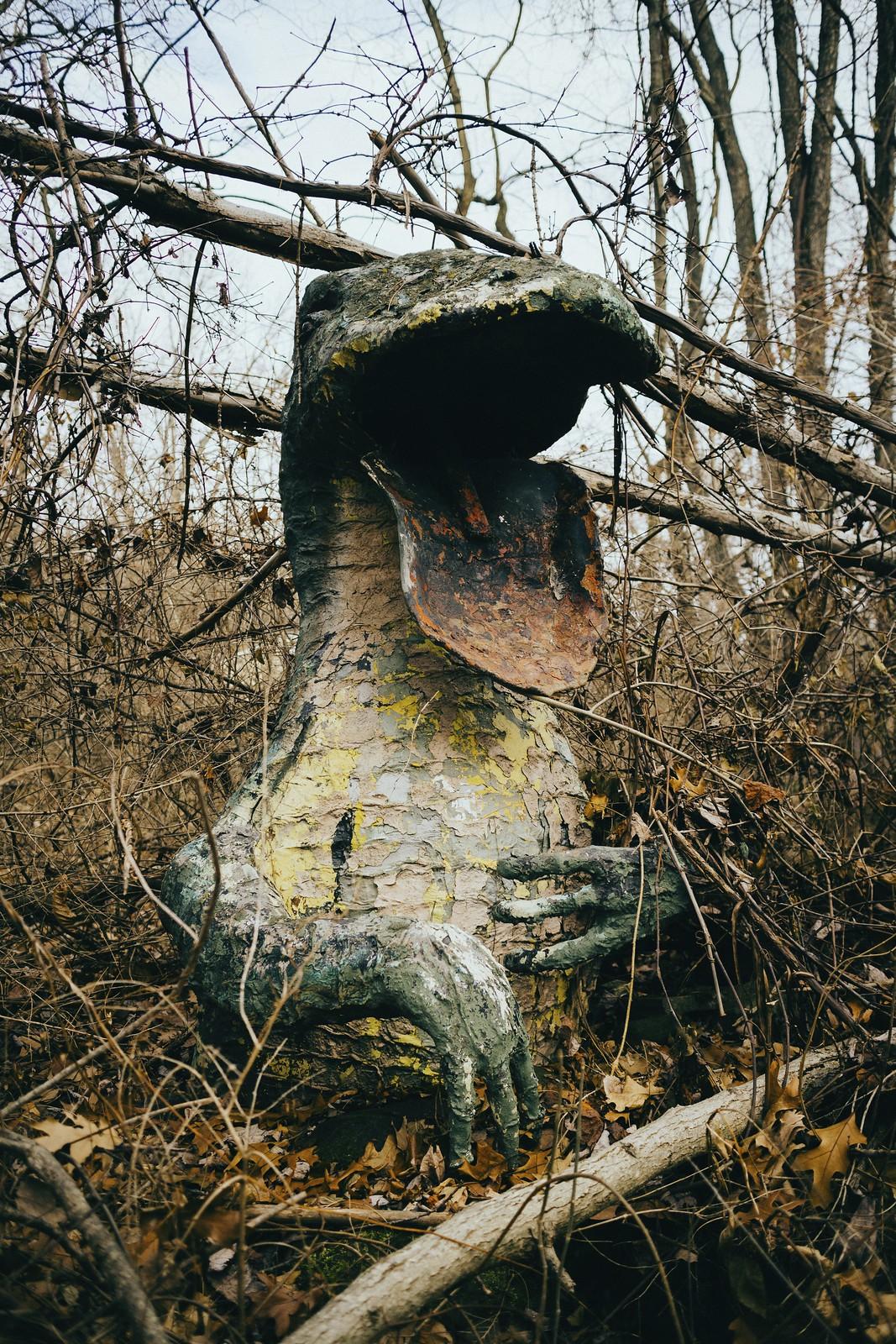 Prehistoric Forest: Say Ahhhh