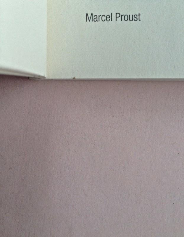 La ragazza con le rose rosse, di Marcel Proust. Nuova Editrice Berti 2014. [Responsabilità grafica non indicata]. Indice, a pag. 8 (part.), 2