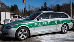 BMW Bayerische Polizei