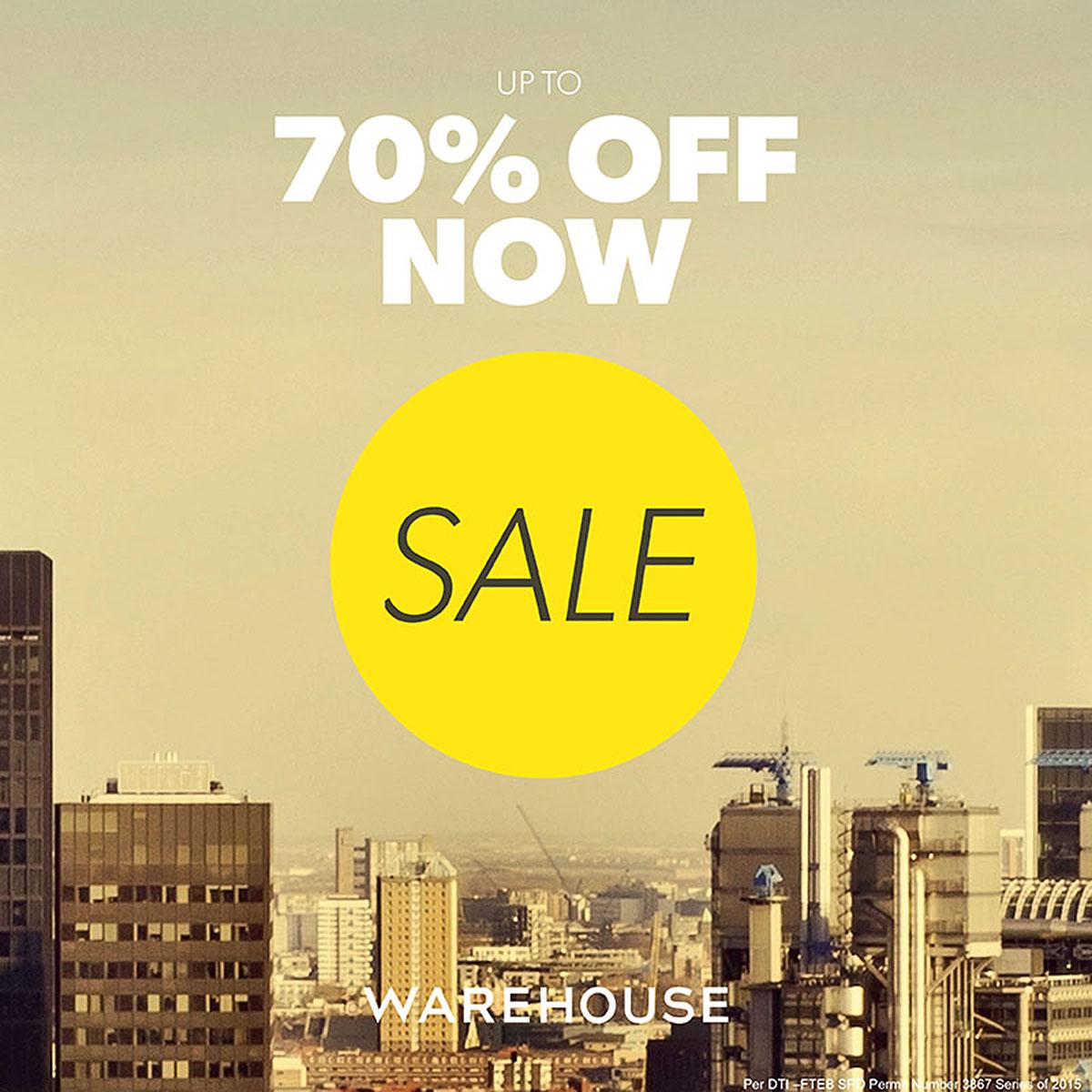 Trice Nagusara Warehouse Sale