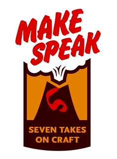 make speak logo