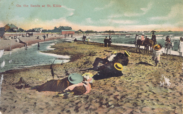 On the Sands at St Kilda