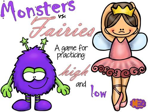 Monsters vs. Fairies