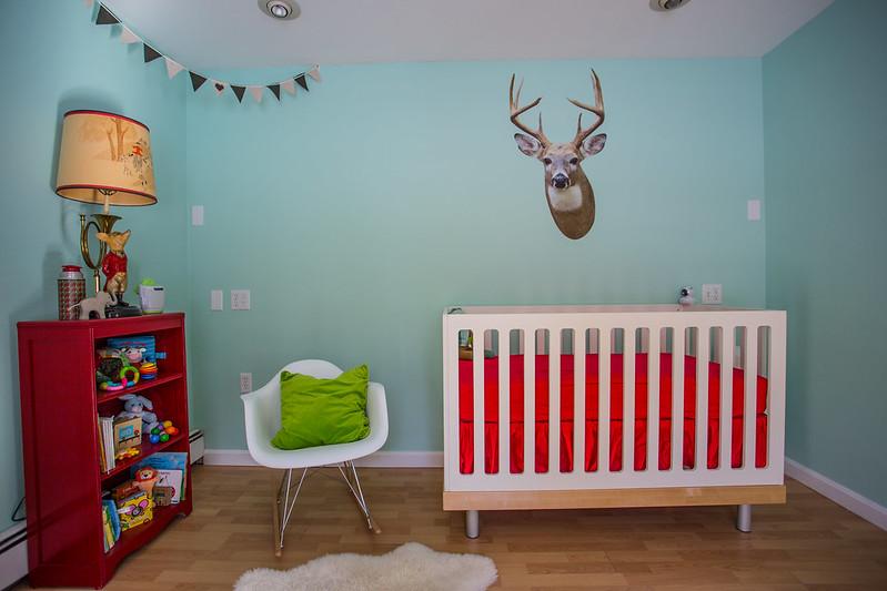 Liam's Nursery