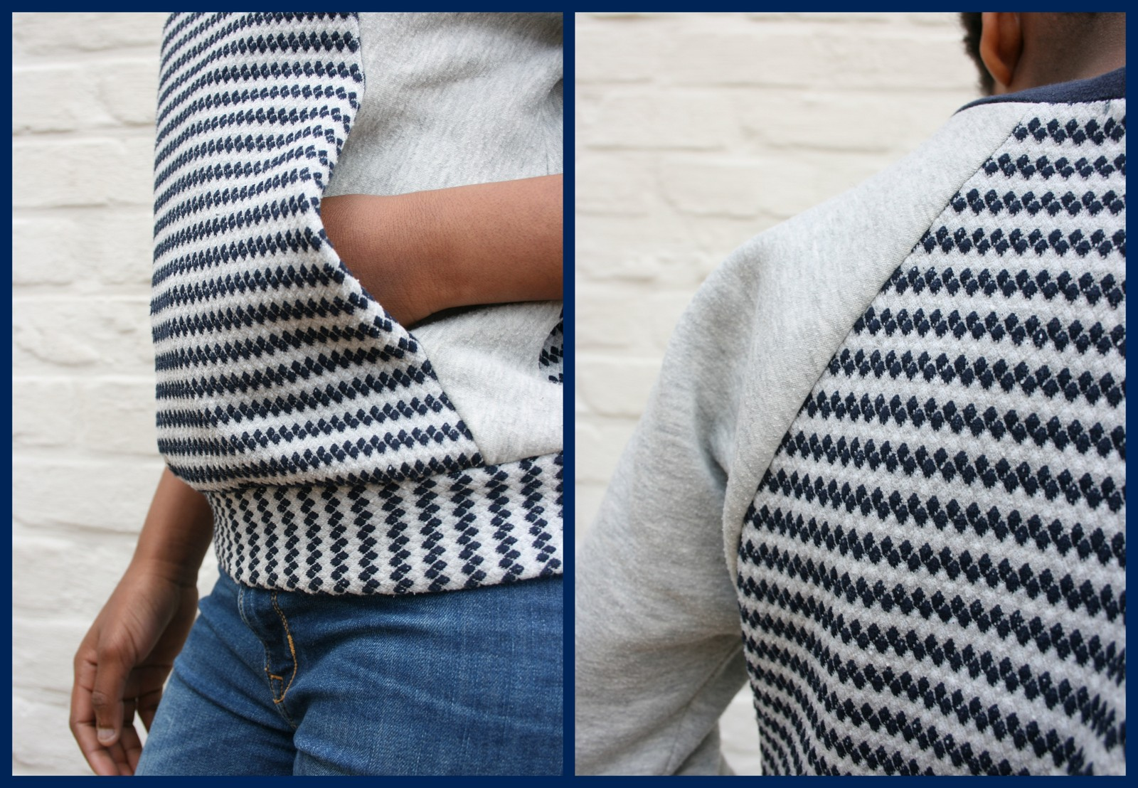 sweater test (blue collage1)