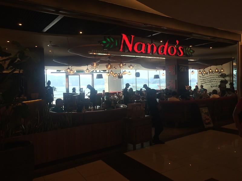 Nando's Oceanus Mall
