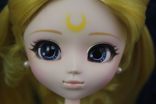 Princess Serenity Face Up