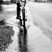 3.15.15 – Biking in the rain. by emilyfrances5