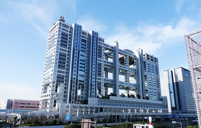 12 台場富士電視台櫻桃小丸子咖啡