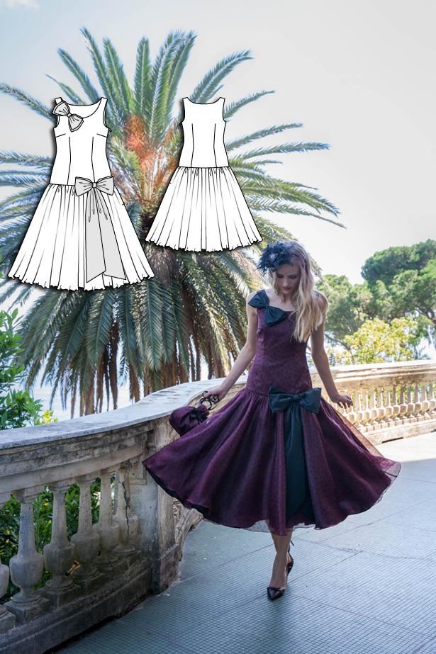 6 York Dress