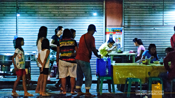 Food Hawkers Bonifacio Avenue Tuguegarao City