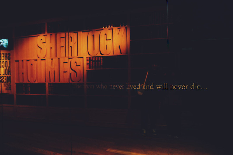Sherlock quote
