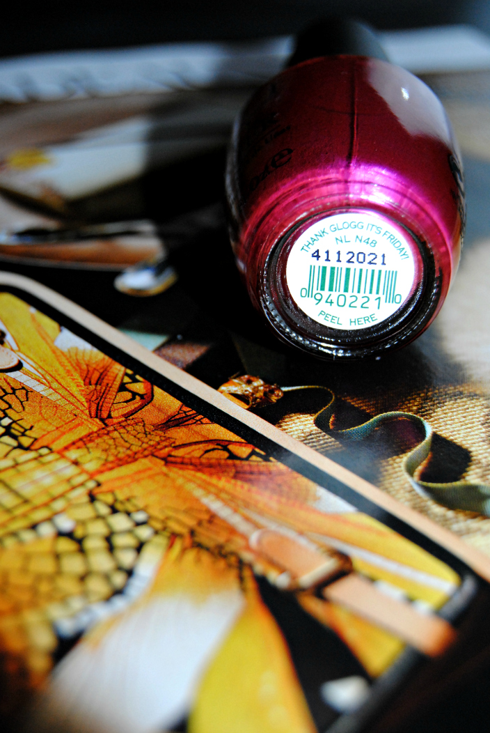 OPI Nailpolish Review (2)
