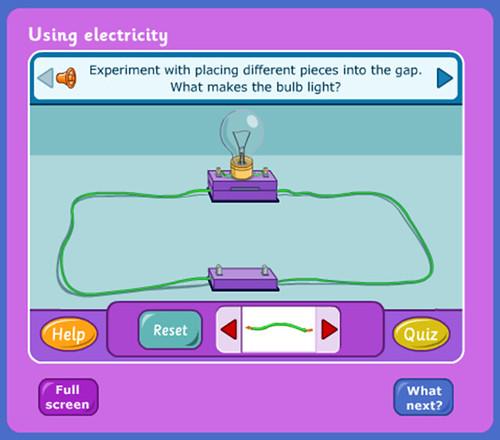 BBC schools - electricity