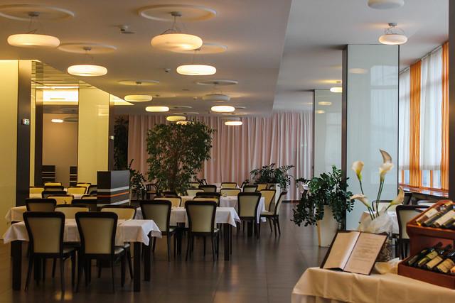 Hotel Tatra en Bratislava, Eslovaquia