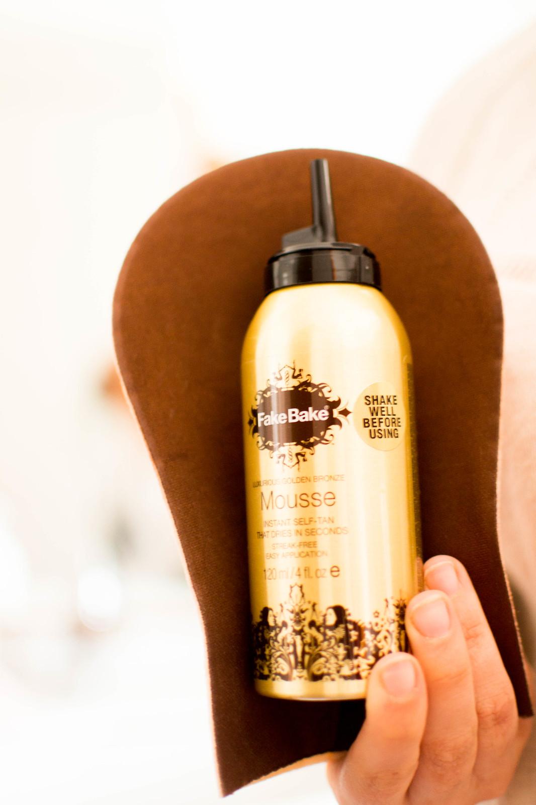 Get a tan.