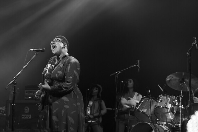 Header of Alabama Shakes