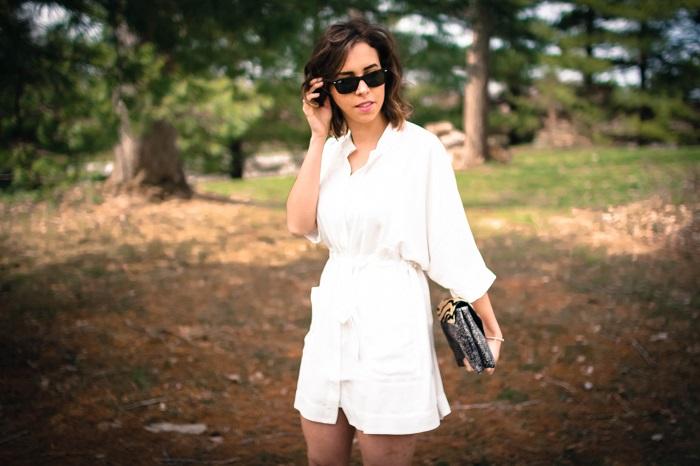 aviza style. a viza style. andrea viza. fashion blogger. dc blogger. spring style. cameo exempt wedge. elliatt shirt dress. ifchic.com 3
