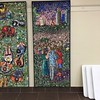 Finished for the day. Can you tell the difference? #universitypresbyterianchurchaustin #mosaic #mosaicmarathon