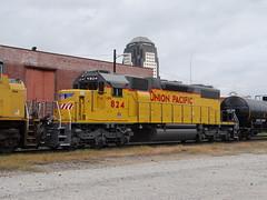 Union Pacific Y824