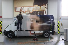 Renault Master Holland Art Group