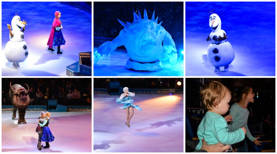frozen on ice two