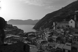 Vernazza - View from the hills