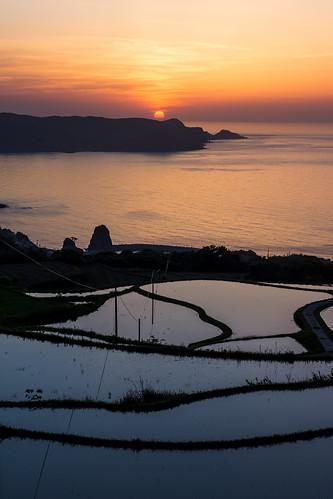 sunset japan zeiss terrace sony yamaguchi planar nagato a65 sal50f14z