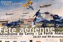 1999.05 FRANCE - CERNY - Meeting aérien