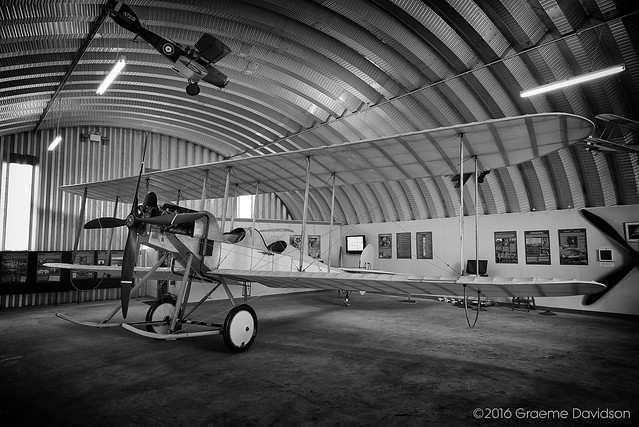 Montrose Air Station BE2a 13-08-2016a