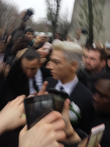 TOP - Dior Homme Fashion Show - 23jan2016 - sarahid90 - 08