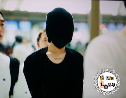 Big Bang - Incheon Airport - 29may2015 - G-Dragon - GiVe_LOVE8890 - 02