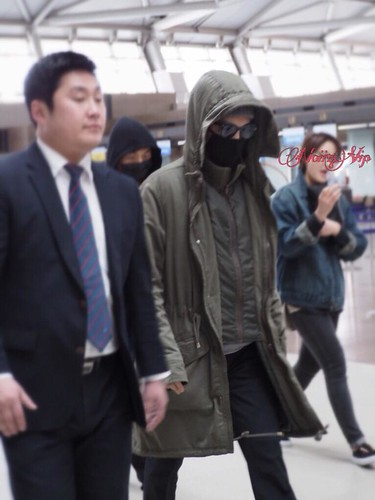 Big Bang - Incheon Airport - 01apr2015 - TOP - NoiizVip - 01